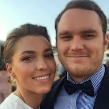 Jordan & Victoria User Profile