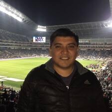 Profil utilisateur de Lázaro José