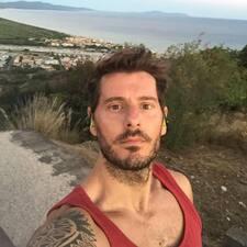 Jacopo - Uživatelský profil