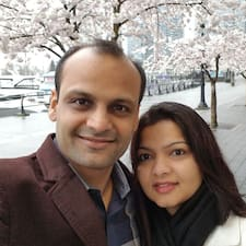 Bhavini & Mehul User Profile