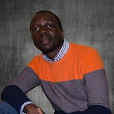 Profil Pengguna Ngonidzashe
