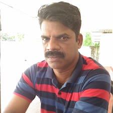 Profil utilisateur de Shaji