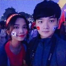 Profilo utente di Junyeong