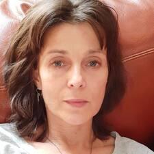 Ivanina felhasználói profilja
