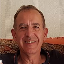 Nutzerprofil von Gérard