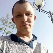 Порфир felhasználói profilja