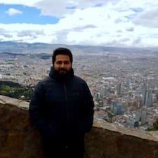 Salvador - Uživatelský profil