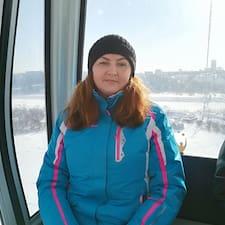 Ольга - Uživatelský profil