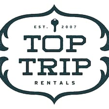 Top Trip Rentals User Profile
