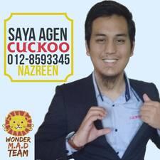 Profilo utente di Nazreen