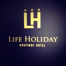 Användarprofil för Life Holiday Baku