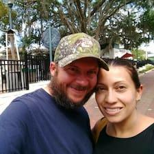 Profilo utente di Adriana & Carlo
