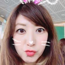 Gebruikersprofiel Miwa