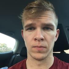 Conor felhasználói profilja