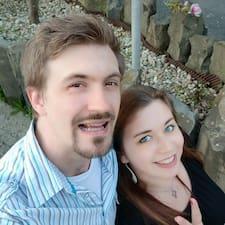 Eugenie&Sergej felhasználói profilja