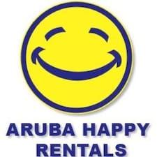 Perfil de usuario de Aruba Happy Rentals