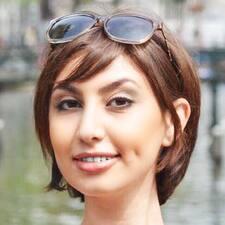 Rihana User Profile