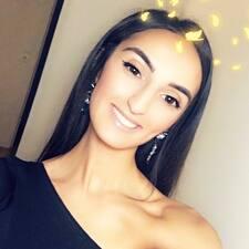 Profil utilisateur de Loubna
