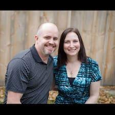 Profilo utente di Adam And Brigitte