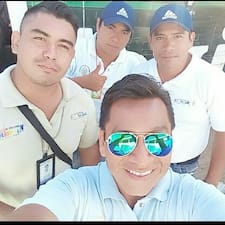 Julio Cesar felhasználói profilja