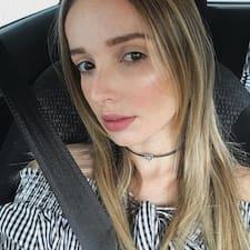 โพรไฟล์ผู้ใช้ Maria Eduarda