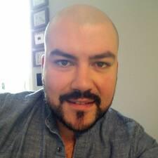 Chava felhasználói profilja