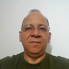 Henkilön Julio Cesar käyttäjäprofiili