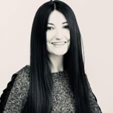 Profil utilisateur de Zhanna