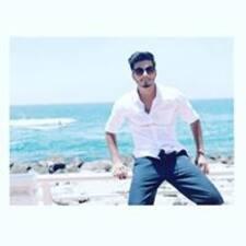 Ehtesham felhasználói profilja