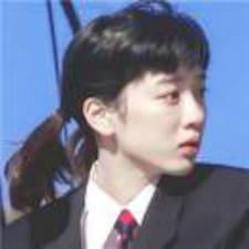 妤金霏 felhasználói profilja