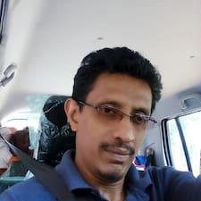 Gebruikersprofiel Sumantha