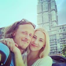 Profil korisnika Fredrik And Diana