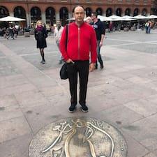 Profilo utente di Vicente Pedro