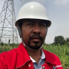 Mohd Nasri felhasználói profilja