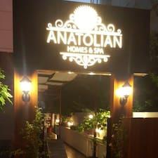 Nutzerprofil von Anatolian