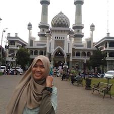 Profil utilisateur de Salmah