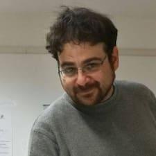 โพรไฟล์ผู้ใช้ Saverio G.