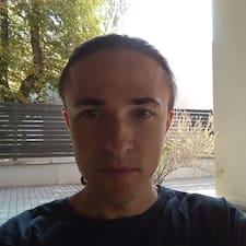 Illarion felhasználói profilja