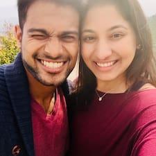 Priyanka & Ushan User Profile
