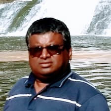 Perfil do utilizador de Balaji