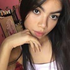 Camila felhasználói profilja