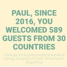 Perfil de usuario de Paul