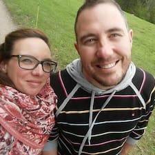 Profil Pengguna Marie & Mathieu