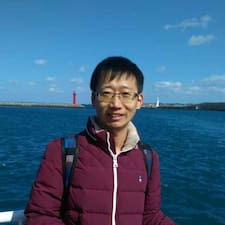 Zhuoyu的用戶個人資料