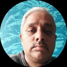 Profilo utente di Vasudevan
