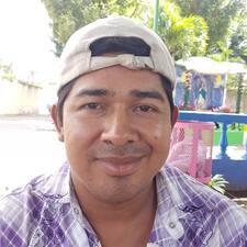 Profil Pengguna Daniel Jose