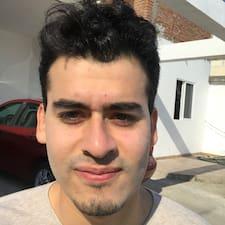 Irving felhasználói profilja