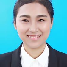 Yanfang felhasználói profilja