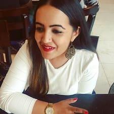 Profil utilisateur de Nishka
