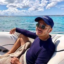Jristian Cruz felhasználói profilja